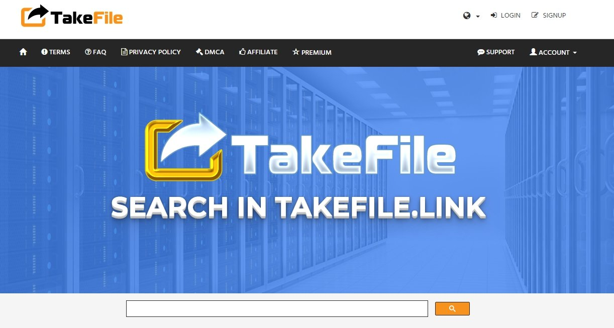 Search in Takefile.link