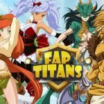 Clicker Genre Game Fap Titans from GamesRevenue.com