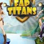 Clicker Genre Game Fap Titans from GamesRevenue.com