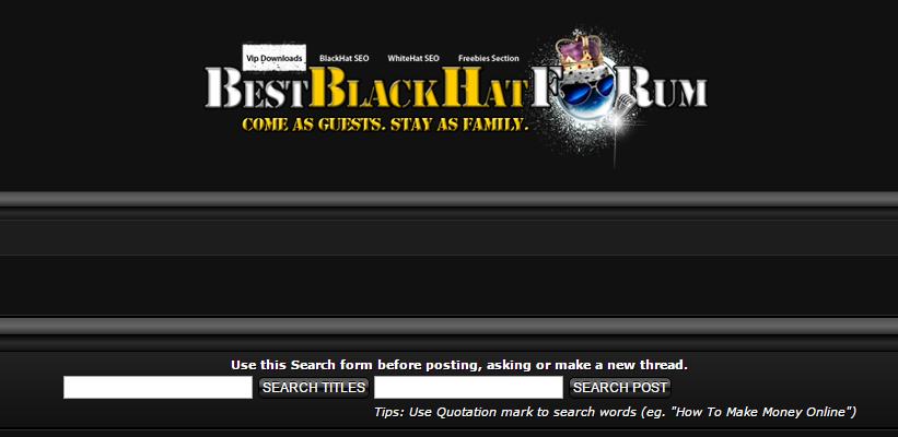 black-hat-forum