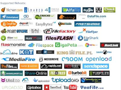 Datafilehost Link Generator