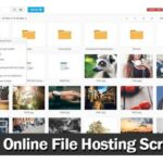 Make Your Own Cloud File Sharing Site Easily - Best Online File Hosting Scripts 2020