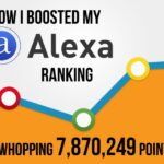 How to Increase Alexa Rank Quickly - A Case Study with the Best Tips & Tricks