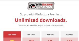 FileFactory.com Overview